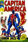 Cover for Capitan America (Editoriale Corno, 1973 series) #126