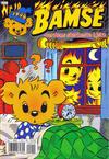 Cover for Bamse (Hjemmet / Egmont, 1997 series) #10/1999