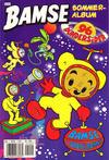 Cover for Bamse Sommeralbum (Hjemmet / Egmont, 1997 series) #2002