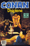 Cover for Conan (Bladkompaniet / Schibsted, 1990 series) #6/1992