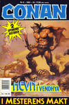Cover for Conan (Bladkompaniet / Schibsted, 1990 series) #6/1991