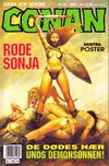 Cover for Conan (Bladkompaniet / Schibsted, 1990 series) #12/1993