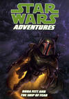 Cover for Star Wars Adventures: Boba Fett and the Ship of Fear (Dark Horse, 2011 series)