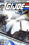 Cover Thumbnail for G.I. Joe: A Real American Hero (2010 series) #165 [Cover A]