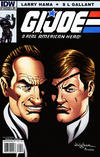 Cover for G.I. Joe: A Real American Hero (IDW, 2010 series) #165 [Cover B]
