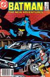 Cover Thumbnail for Batman (1940 series) #408 [Newsstand]