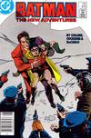 Cover for Batman (DC, 1940 series) #410 [Newsstand]