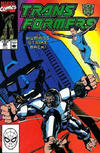 Cover for The Transformers (Marvel, 1984 series) #68 [Direct Edition]