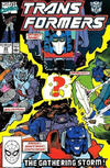 Cover for The Transformers (Marvel, 1984 series) #69 [Direct Edition]