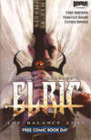 Cover for Elric: The Balance Lost Free Comic Book Day Edition (Boom! Studios, 2011 series)