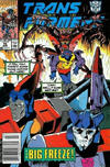 Cover for The Transformers (Marvel, 1984 series) #76 [Newsstand Edition]