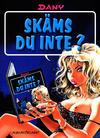 Cover for Skäms du inte? (Albumförlaget Jonas Anderson, 2011 series)