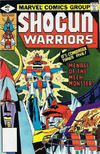 Cover for Shogun Warriors (Marvel, 1979 series) #4 [non-newsstand bagged]