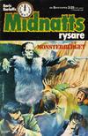 Cover for Boris Karloffs midnattsrysare (Semic, 1972 series) #6/1972