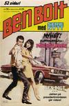Cover for Serie-nytt [delas?] (Semic, 1970 series) #10/1980