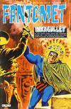 Cover for Fantomet (Semic, 1976 series) #15/1981