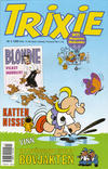 Cover for Trixie (Atlantic Förlags AB; Pandora Press, 1990 series) #3/1990