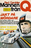 Cover for Mannen från Q (Semic, 1973 series) #9/1973