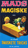 Cover for Mad pocket (Illustrerte Klassikere / Williams Forlag, 1969 series) #[6] - Mads magiske bok og andre snuskete tricks