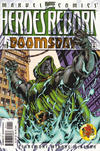 Cover Thumbnail for Heroes Reborn: Doomsday (2000 series) #1 [Direct Edition]