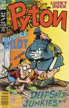 Cover for Pyton (Atlantic Förlags AB, 1990 series) #8/1991