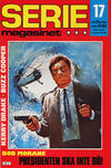 Cover for Seriemagasinet (Semic, 1970 series) #17/1983