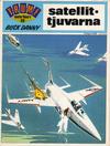 Cover for Trumfserien (Semic, 1971 series) #8 - Buck Danny: Satellit-tjuvarna