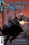 Cover for Solomon Kane: Red Shadows (Dark Horse, 2011 series) #2 [Cover B]