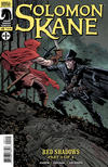 Cover for Solomon Kane: Red Shadows (Dark Horse, 2011 series) #2 [Cover A]