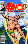Cover for Namor, the Sub-Mariner (Marvel, 1990 series) #1 [Newsstand]