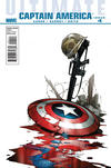 Cover for Ultimate Captain America (Marvel, 2011 series) #4