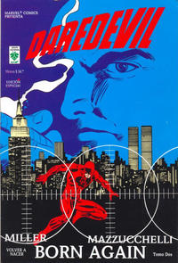 Cover Thumbnail for Daredevil: Volver a Nacer (Grupo Editorial Vid, 1999 series) #2