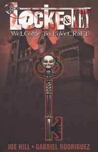 Cover Thumbnail for Locke & Key (IDW, 2010 series) #1 - Welcome to Lovecraft