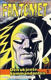 Cover Thumbnail for Fantomet (Semic, 1976 series) #2/1981