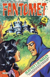 Cover Thumbnail for Fantomet (Semic, 1976 series) #5/1981