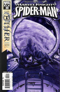 Cover Thumbnail for Marvel Knights Spider-Man (Marvel, 2004 series) #20 [Direct Edition]