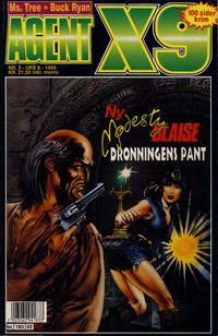 Cover Thumbnail for Agent X9 (Semic, 1976 series) #2/1995