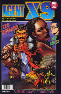 Cover Thumbnail for Agent X9 (Semic, 1976 series) #5/1995