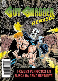 Cover Thumbnail for Guy Gardner Renasce (Editora Abril, 1995 series)