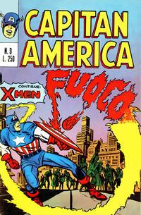 Cover Thumbnail for Capitan America (Editoriale Corno, 1973 series) #9