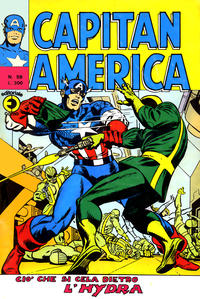 Cover Thumbnail for Capitan America (Editoriale Corno, 1973 series) #59