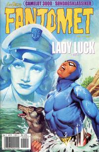 Cover Thumbnail for Fantomet (Hjemmet / Egmont, 1998 series) #1/2001