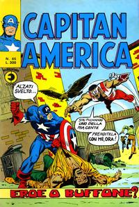 Cover Thumbnail for Capitan America (Editoriale Corno, 1973 series) #65