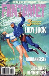 Cover Thumbnail for Fantomet (Hjemmet / Egmont, 1998 series) #2/2001