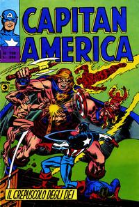 Cover Thumbnail for Capitan America (Editoriale Corno, 1973 series) #108