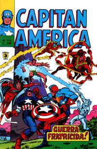 Cover Thumbnail for Capitan America (Editoriale Corno, 1973 series) #113