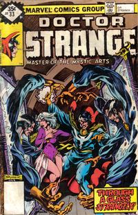 Cover Thumbnail for Doctor Strange (Marvel, 1974 series) #33 [Whitman Edition]