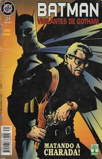 Cover Thumbnail for Batman: Vigilantes de Gotham (Editora Abril, 1996 series) #31