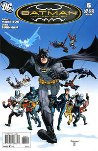 Cover Thumbnail for Batman, Inc. (DC, 2011 series) #6