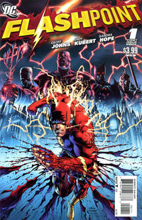 Cover Thumbnail for Flashpoint (DC, 2011 series) #1 [Direct Sales]
